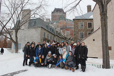 French Language Trip to Quebec