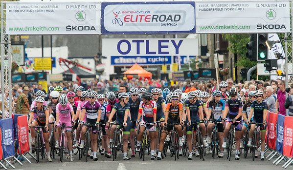 OTLEY CYCLE RACES JULY 2ND