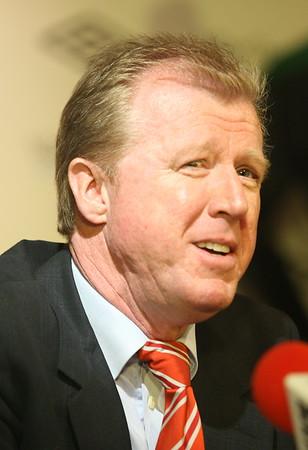 Nottingham Forest, Steve MacLaren annoucement Press Conference, June 2011