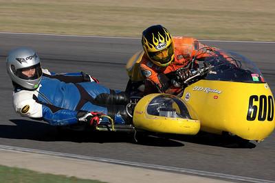 Dustbin racing sidecars
