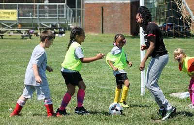 062317 Euclid soccer camp