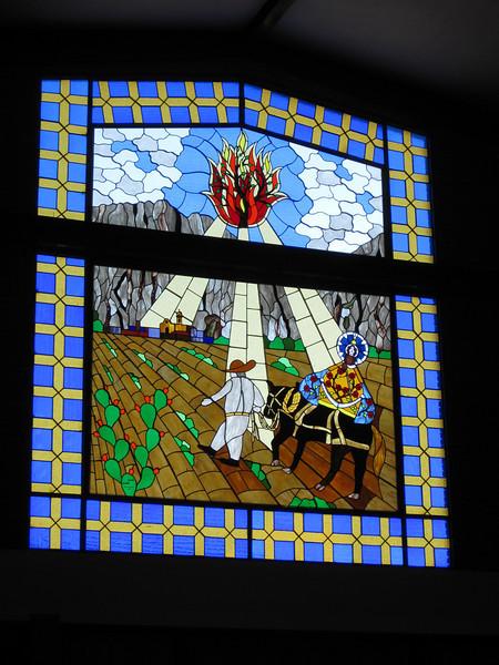 Is Bethlehem in Protrero Chico, Church in Hidalgo
