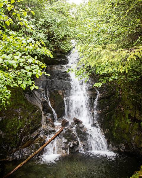 Beaver Falls, Near Ketchikan