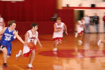 Boys JV Basketball - 1/20/2006 Chippewa Hills AV
