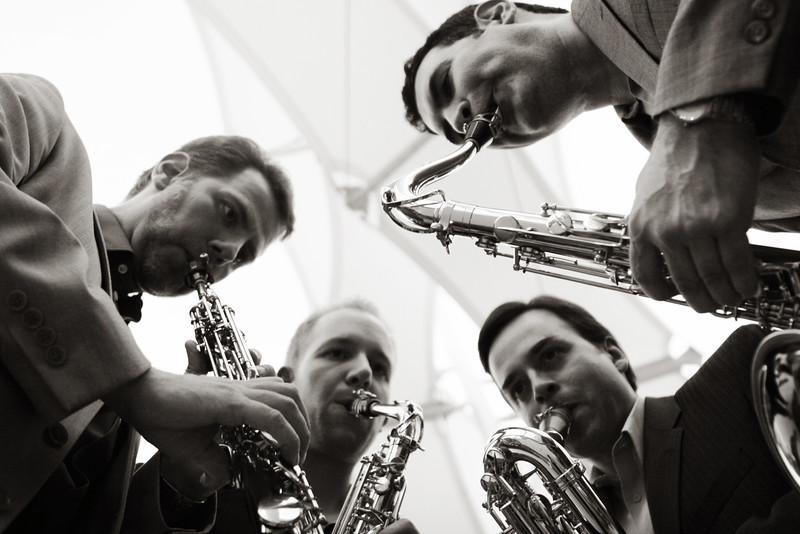 PRISM Quartet w/ So Percussion