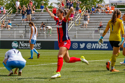 Washington Spirit v Sky Blue FC (02 September 2018)