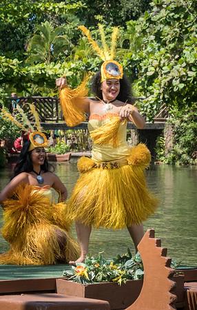 May 29 - Polynesian Cultural Center