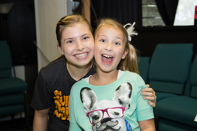 Seussical Rehearsals