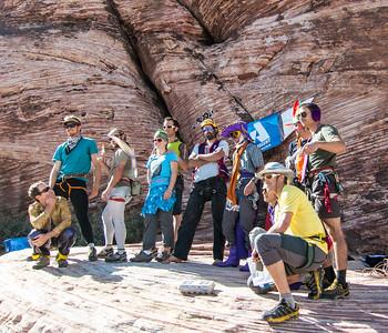 AMGA at Red Rocks 2012