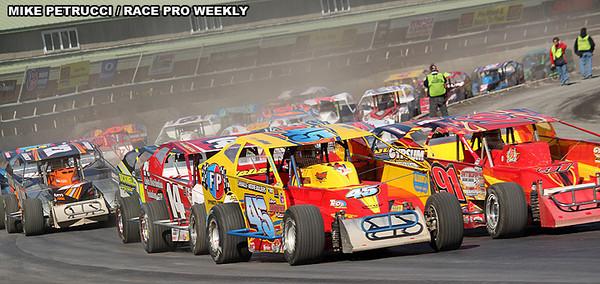 Mike Petrucci - Super DIRT Week 2010 highlights