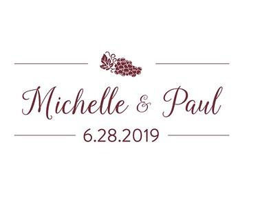 Michelle & Paul's Wedding!