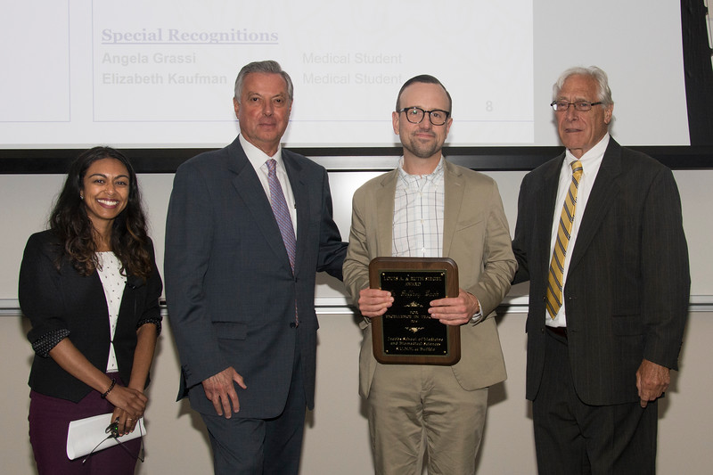 Stockton Kimball Lecture and Awards