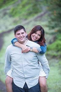 Engagement Session - Alex and Rose