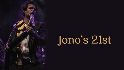 07.03 Jono's 21st