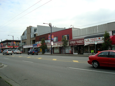 Punjabi Market, VanDusen, Temple