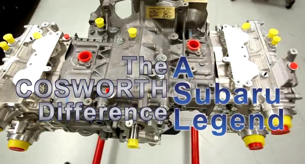 cosworth, 500th engine build
