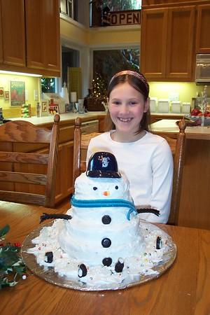 DECEMBER McKenna's 9th Birthday