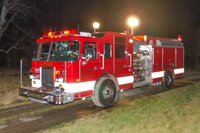 02-19-19 Dresden FD - House Fire