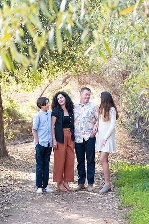 Hensley Family 2020