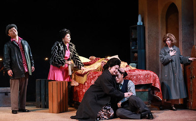 Butler Opera Center: Gianni Schicchi​