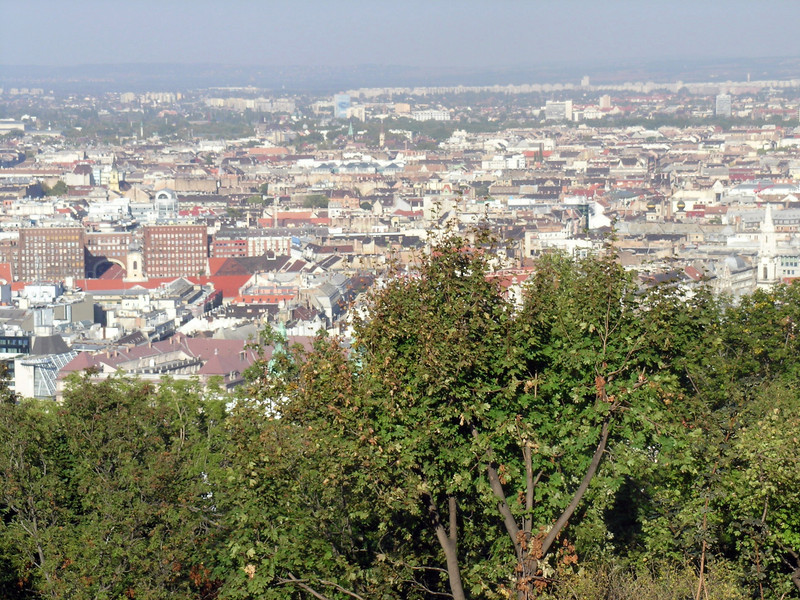 "Panorama of Budapest--from ""Buda"" #7"