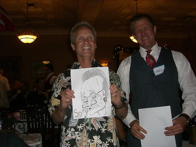 Ken Atkins Retirement 2009