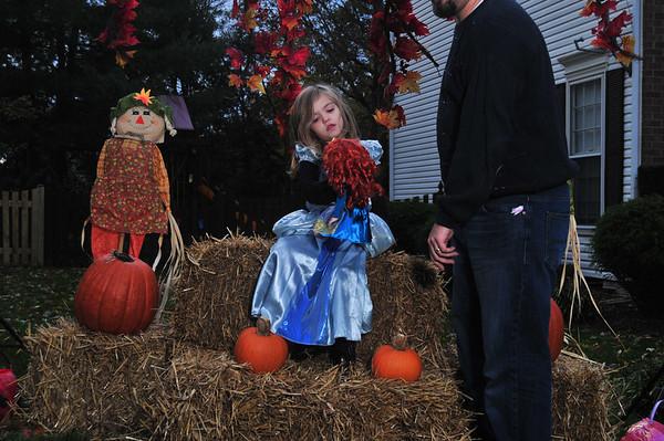 Bristow Circle Halloween Photobooth