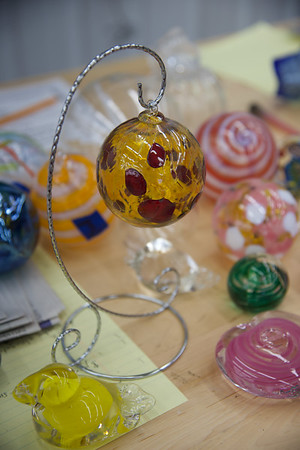 Decorative Glass Blowing with Chad Balster