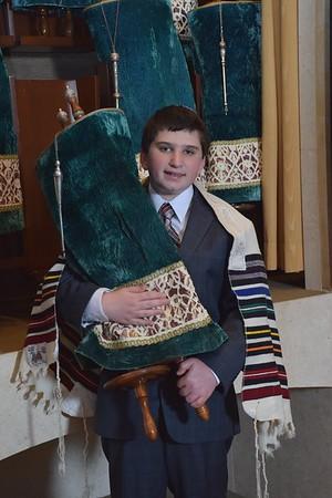 Deutch Bar Mitzvah