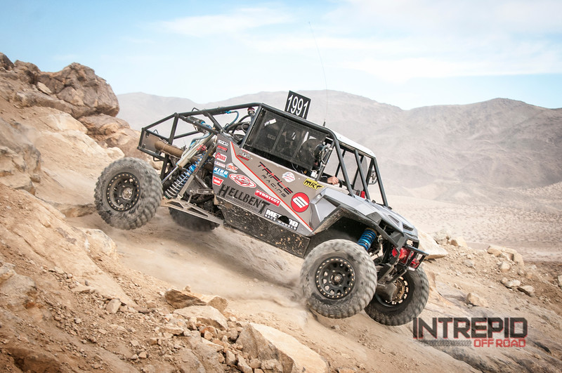 2018 King of the Hammers - UTVs