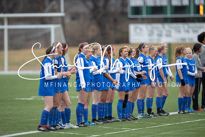 Millard North vs Pius X  03.24.18 (Girls)