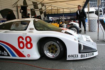 Sonoma Historic Motorsports Festival, Saturday