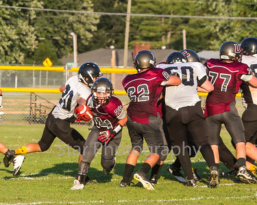Unaka MS vs Chuckey Doaks MS 09-08-16