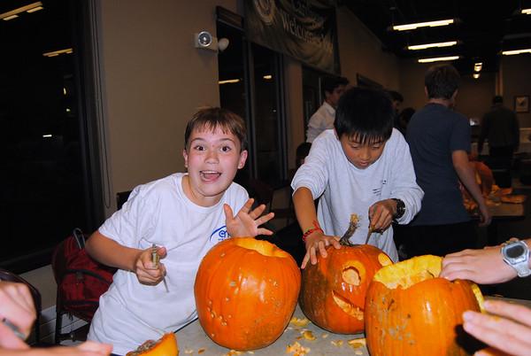 Hayward Pumpkin Carving