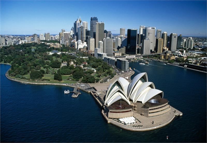悉尼城市旅行攻略 -- 城市概况和旅游节庆注意事项 - 一镜收江南 - 清韵