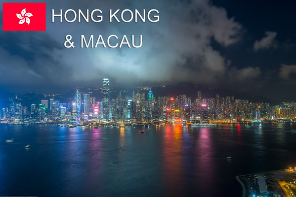 Hong Kong & Macau, May 2015