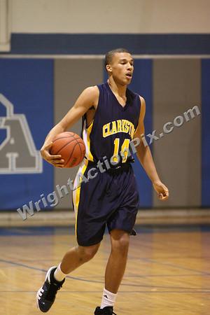2008 12 16 Varsity Basketball Game vs. Carmen-Ainsworth
