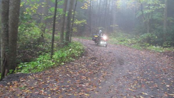 2015 Fall Riding VA, NC, TN, KY, WV