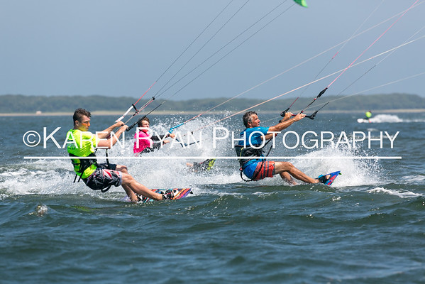 Nantucket Race Week Kiteboarding 2016