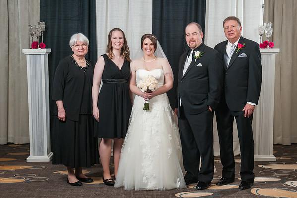 Wedding party/Familyh