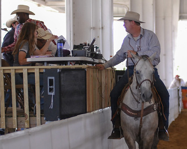 GUS TRENT RODEO FEST TAMPA STYLE 2013