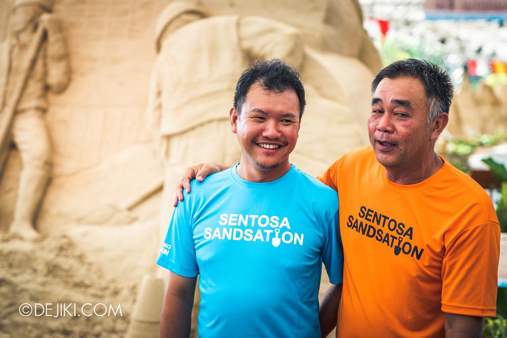 Sentosa Sandsation 2017 - Joo Heng Tan