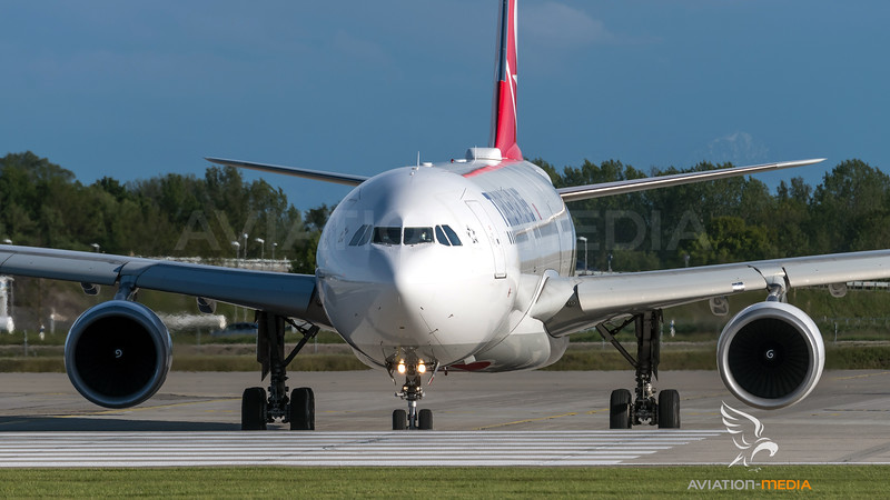 Turkish Airlines / Airbus A330-303 / TC-LND