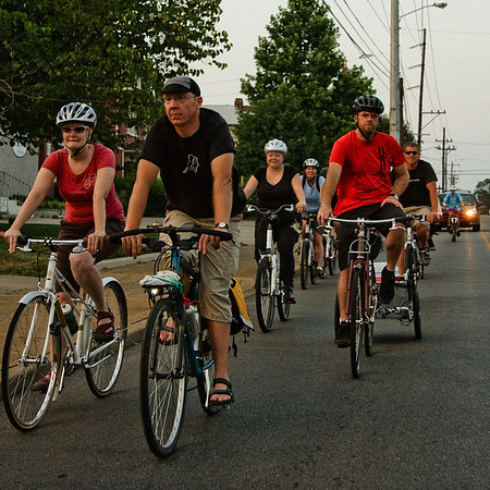 Bike Ride 07/04/2010