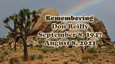 Don Reilly Memorial Video