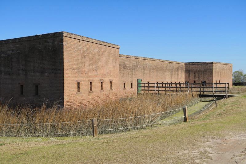 Fort James Jackson, GA (2-14-15)