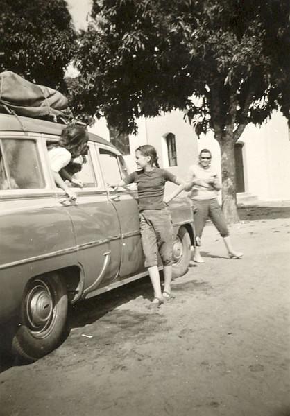 Missao Minungo - Junho de 1958