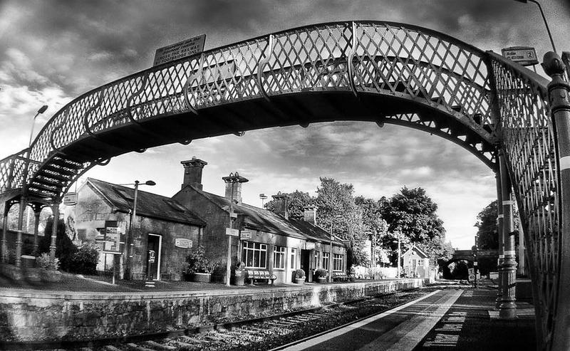 Framing Your Shot - Tullamore Train Station.jpg