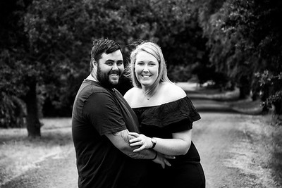 Engagement Shoot - Caitlyn Scott and Brady Lincoln