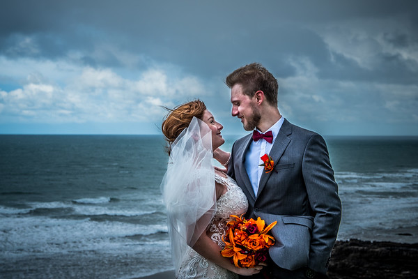 Bethany and Peter Bude